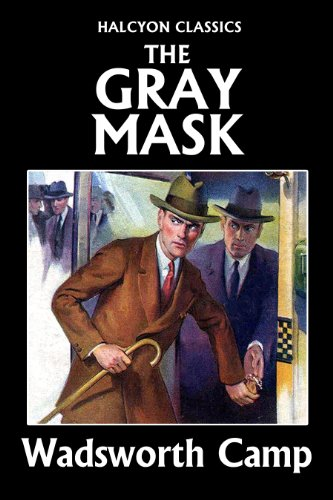 Large book cover: The Gray Mask