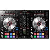 Pioneer DJ DDJ-SR2 Portable 2-channel controller for Serato DJ (Color: Black)