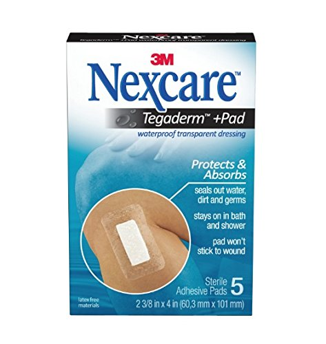 nexcare-absolute-waterproof-premium-adhesive-pads-2375-x-4-inches-5-count-boxes-pack-of-4