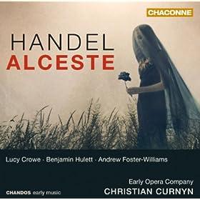 Alceste, HWV 45: Triumph, thou son of Jove (Chorus)