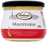 Delouis Mayonnaise 250 g (Pack of 3)