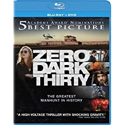 Zero Dark Thirty (Blu-ray/DVD Combo + UltraViolet Digital Copy)