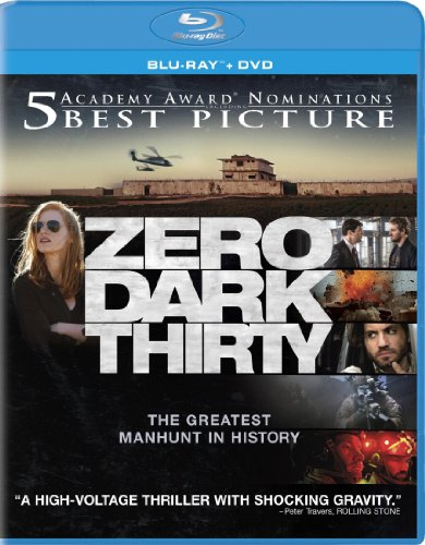 Zero Dark Thirty (Blu-ray/DVD Combo + UltraViolet