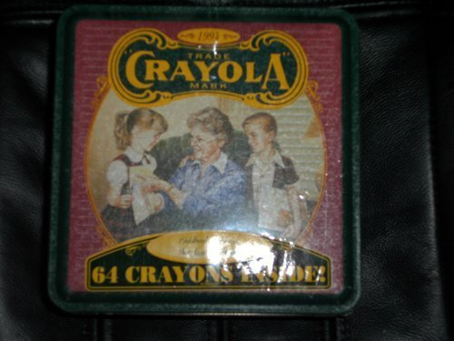 1994 Crayola 54pc. Crayon Set