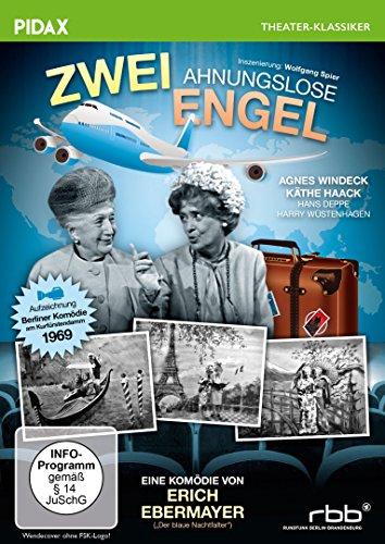 Zwei ahnungslose Engel / Kultkomödie mit Agnes Windeck und Käthe Haack (Pidax Theater-Klassiker)