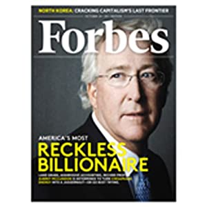 Forbes, October 10, 2011 Periodical