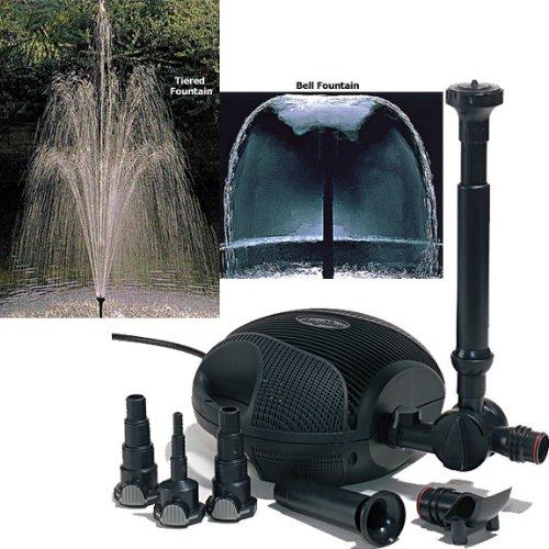 Laguna PowerJet 1500 Electronic Fountain Pump Kit