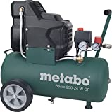 Metabo Kompressor ''Basic 250-24 W OF'' ölfrei 200