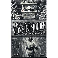Umschlag von 'Der Monstrumologe'