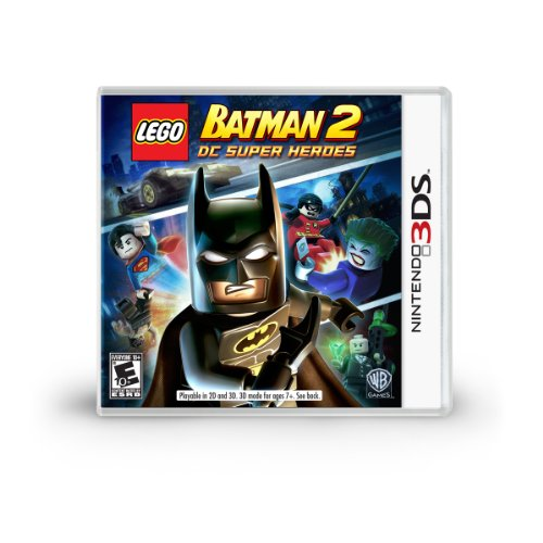 worth value  LEGO Batman 2 Super Heroes 3DS Here