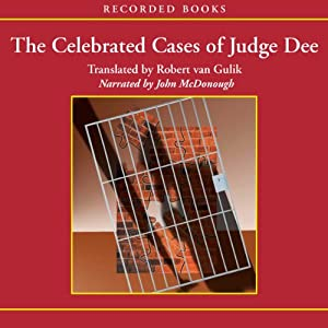 The Celebrated Cases of Judge Dee Audiobook