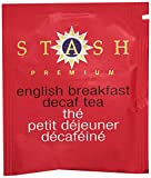 Stash Tea Decaffeinated English Breakfast 100 Count Box