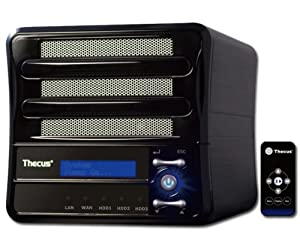 Thecus NAS M3800 Network Attached Media Server