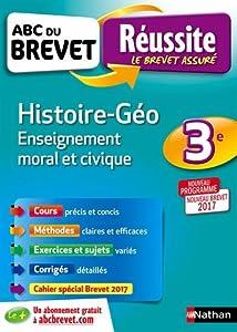 """Afficher """"Histoire géo, enseignement moral et civique 3e"""""""