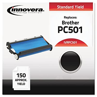 Brother PC 501 Compatible Remanufactured Fax Cartridge for FAX-575 Printers