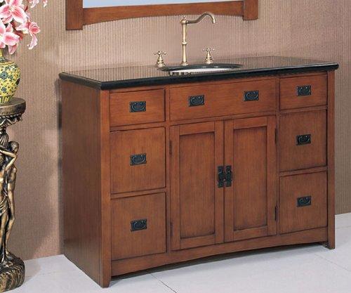 Bathroom accessories discount brogan single 48 inch - Mission style bathroom accessories ...