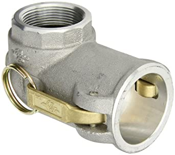 Pt Coupling G Elbow Coupler With Check Valve Series
