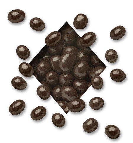 Sweetly You Koppers 72% Bittersweet dark chocolate covered Espresso Arabica coffee beans - 12 oz bulk (3/4 pound)