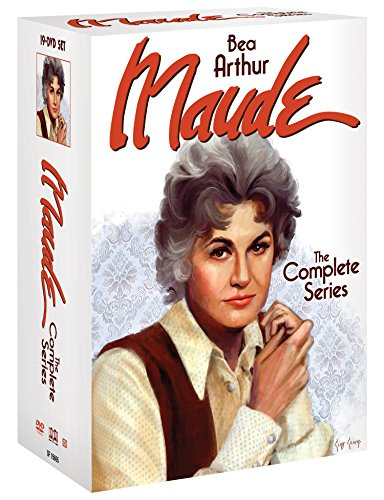 DVD : Maude: The Complete Series (19 Discos)