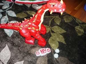 Fisher-Price Spike Red Dinosaur