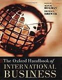 img - for Oxford Handbook of International Business book / textbook / text book