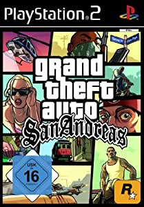 Grand Theft Auto: San Andreas [Software Pyramide] - [PlayStation 2]