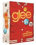 Glee Temporadas 1-4 dvd España Pack en Castellano - Disponible en preventa AQUI