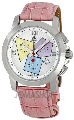 Jacob Co Swiss Chrono Ladies Watch JCSM2