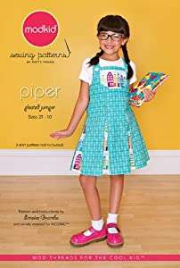 Piper - Modkid Sewing Pattern