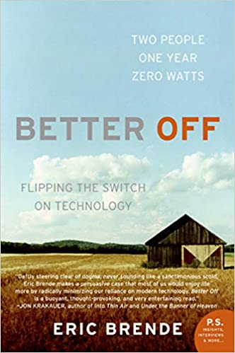 Better Off - Survival Books