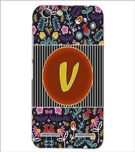 PrintDhaba GRANDbet V D-3144 Back Case Cover for LENOVO A6020a46 (Multi-Coloured)