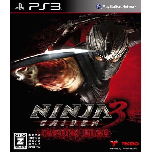 NINJA GAIDEN 3: Razor's Edge 【CEROレーティング「Z」】
