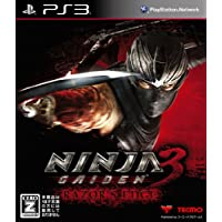 NINJA GAIDEN 3: Razor\'s Edge CEROZ