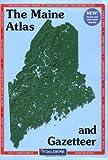 img - for Maine Atlas & Gazetteer book / textbook / text book