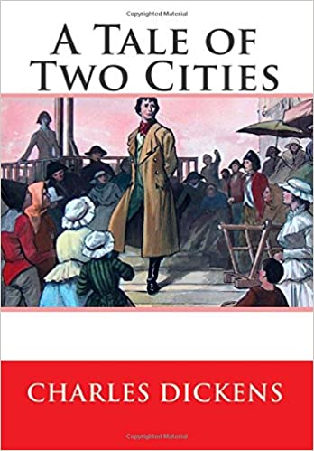 A Tale of Two Cities Paperback by Charles Dickens (Author)