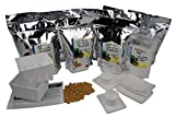 Vegan Food Storage Tofu Kit - Makes 20 Lbs of Organic Vegetarian Tofu - Perfect Addition to Emergency Survival Supply