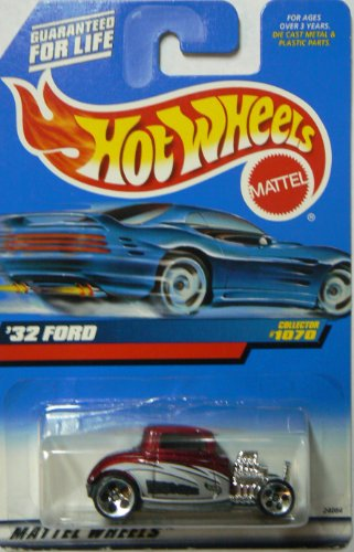 Hot Wheels 1999 First Editons '32 Ford #1070 Frankie's Garage - 1