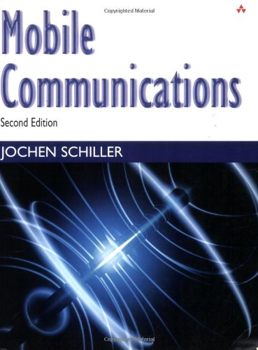 Mobile Communications (2nd Edition)