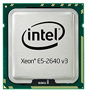 HP 726651-B21 - Intel Xeon E5-2640 v3 2.6GHz 20MB Cache 8-Core Processor