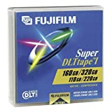 Fujifilm Super DLTtape I Tape Cartridge - Super DLT Super DLTtape I - 160GB (Native)/320GB (Compressed) SDLT 320...