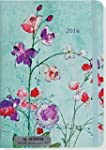 2016 Fuchsia Blooms Weekly Planner (1...