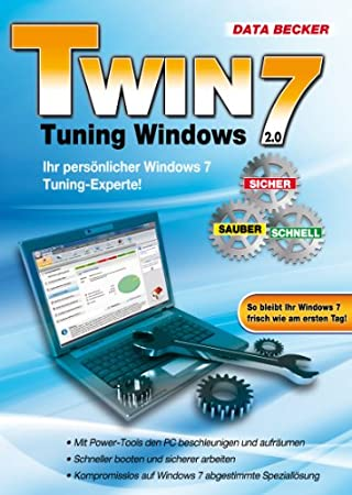 Twin 7 2.0 - Tuning Windows 7