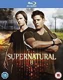 Supernatural: Season 8 [Blu-ray] [Import anglais]