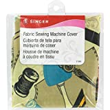 Singer Fabric Sewing Machine Cover, 15-1/2 by 10-1/2 by 6-Inch