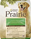Prairie Lamb Meal & Oatmeal Medley Dry Dog Food by Nature's Variety, 30-Pound Bag
