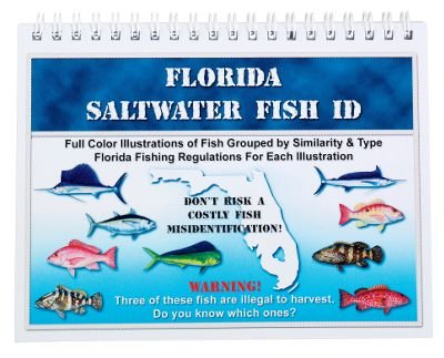 Sw fish id 9749091 7 3 book florida8th edition for Florida saltwater fishing regulations