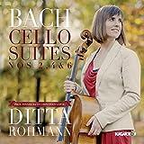 Bach: Cello Suites Nos. 2, 4 & 6