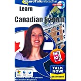 Talk Now! Learn Canadian French. CD-ROMby EuroTalk
