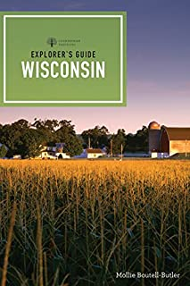 Book Cover: Explorer's Guide Wisconsin
