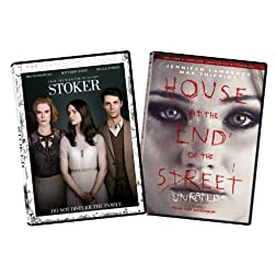 Stoker / House at the End of the Street (Two-Pack)